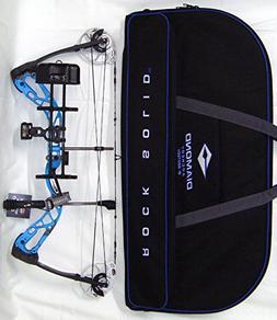 NEW 2019 Diamond by Bowtech Infinite Edge SB-1 BLUE BLAZE  B