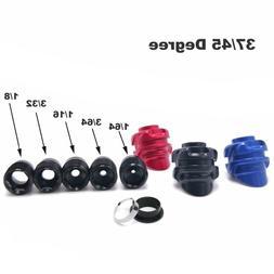 37/45 Degree Compound Bow Peep Sight 5pcs Inner Core Clarifi