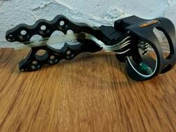Apex Gear Accu Strike 4 pin .019 dia Bow Sight Rak Bowtech S