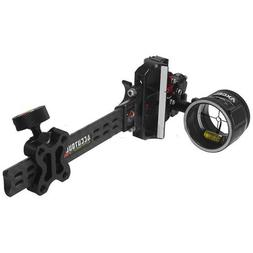 """Axcel AccuTouch Plus Carbon Pro Sight AV-41 .019"""" Green Pin"""