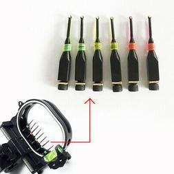 3pcs Archery Compound Bow Replaces Parts Fiber/Arrow Sight P