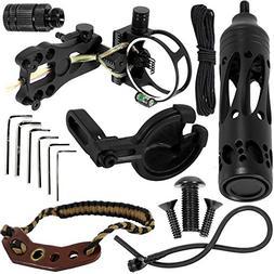 LIVABIT Archery X Compound Bow Upgrade Bundle Accessories Se