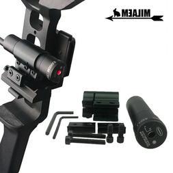 Archery Dot Laser Sight Scope Crossbow Compound Recurve Bow