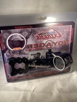 Extreme Archery Products Voyager 5 .015 Pin Bow Sight New In