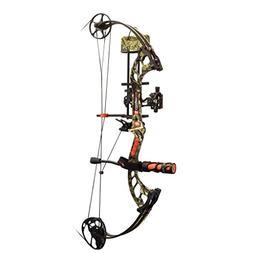PSE Archery Stinger X SX RTS Pro Compound Bow, Right Hand, M