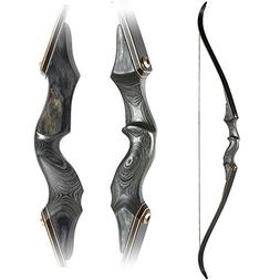 Obert Archery Takedown Recurve Bow 58inch Traditional Longbo