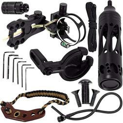 Compound Bow Archery X Upgrade Bundle Accessories Set