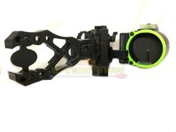 Black Gold Ascent Assault Single Pin Micro Bow Adjustable Si