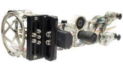 Axion GLX Gridlock 5 Pin Bow Sight Lost XD Camo .019 Pins Ri