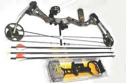 Bear Apprentice Compound Bow w/ Trophy Ridge Sight-Laser Sig