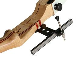 Black Archery Recurve Bow Sights Hunting Bow Target Metal Bo