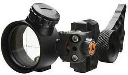 Apex Gear Bow Sight Covert Grn-Dot Green Dot Black Model: AG