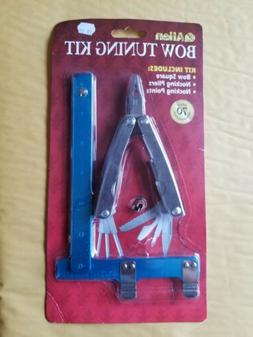 Allen Bow Tuning Kit : Bow Square / Nocking Pliers & Points