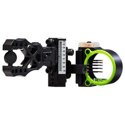 Black Gold Bowsights Ascent Verdict 5 Pin Movable .010 Right