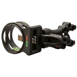 Truglo Carbon Xs Extreme 5 Pin .019 Sight Black With Light