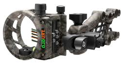 Truglo Carbon Hyb Micro 5 Pin .019 Sight With Light Lost Xd