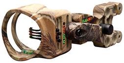 TRUGLO Carbon XS Lightweight Carbon-Composite Bow Sight, Rea