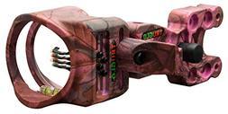 TRUGLO Carbon XS Lightweight Carbon-Composite Bow Sight, LOS