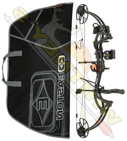 Bear Archery Cruzer G2 RTH Compound Bow - Shadow - Right Han