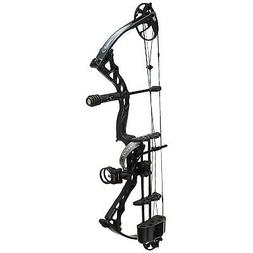 Diamond Archery Infinite Edge Pro Bow Package, Black Ops, Ri