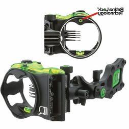 Field Logic IQ Bowsights 5-Pin Micro Bowsight with Retina Lo