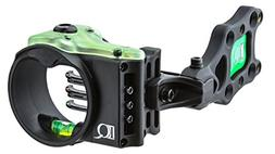 Field Logic IQ Ultralite 5 Pin Bow Sight, Left