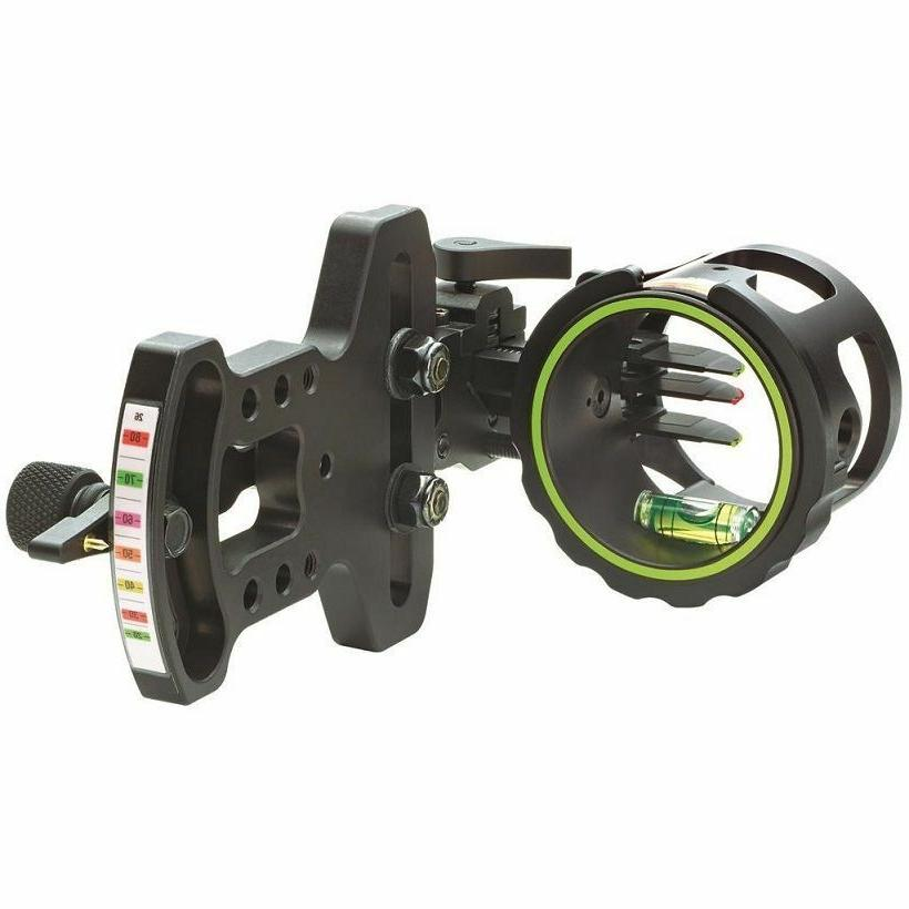 New HHA Sports Optimizer Lite .010 RH 3 Pin Bow Sight OL-351