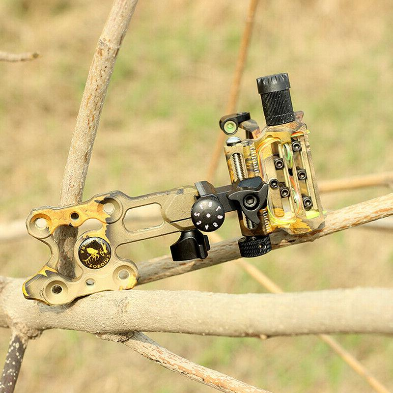 Archery Bow Micro Adjustable Long Rod