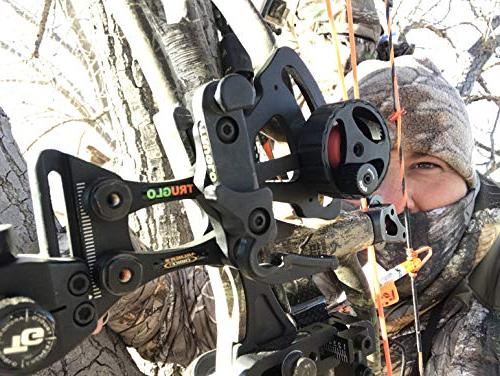 """TRUGLO Moving Right-Handed, .019"""" Micro-Adjustable"""
