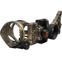 @NEW@ Apex Gear Covert 4 Pin Adjustable Bow Sight! Lost Camo