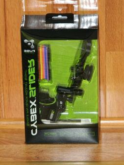 NEW Fuse Cybex Single Pin Slider Bow Sight, 1 Pin, Adjustabl