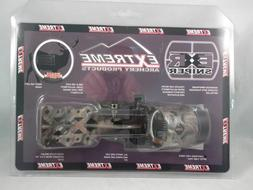 """New Extreme EXR Sniper 1900 Micro Bow Sight W-5, .015"""" Pins,"""