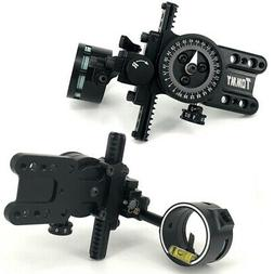 Outdoor Archery 1 Pin Compound Bow Sight Pointer Hunting Out