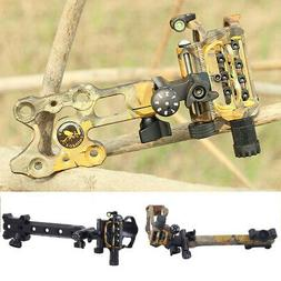 Outdoor Compound Bow Sight Sports Accessory Archery 0.019 Mi
