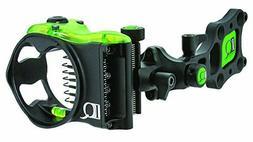 IQ Bowsight Pro 7 Pin Compound Bow Archery Sight Retina Lock