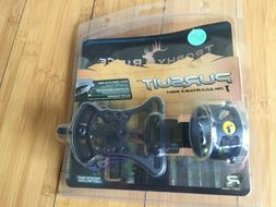 Trophy Ridge Pursuit 1 Pin Adjustable Sight Right Hand AS401