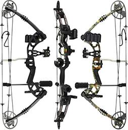 RAPTOR Compound Hunting Bow Kit: LIMBS MADE IN USA | Fully a