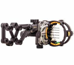 Trophy Ridge React H5 5-Pin Bow Sight .019 Fiber Right Hand