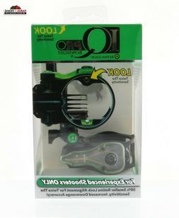IQ PRO Retina Lock 5 Pin Bowsight - Left Hand - Item # 00337