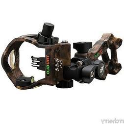 TRUGLO Rival Hunter 5-Pin Sight DDP Micro Xtra