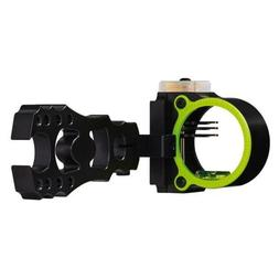 Black Gold Rush 3 Pin Bow Sight Big Dog Guard Flashpoint