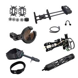 SAS Pro Compound Bow Accessories Upgrade Hunting Ready Packa