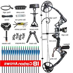TOPOINT ARCHERY Ship from USA Warehouse Compound Bow Package
