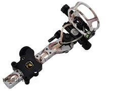 "Compound Bow 7 pin Sight Sight .019"" Micro Adjust Detachable"