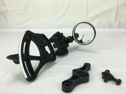 Single Pin Fiber Optic Wrap .019 Angle Slider Compound Bow S