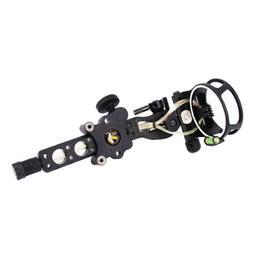 Topoint Recurve Bow Sights Micro Adjust Detachable Bracket w